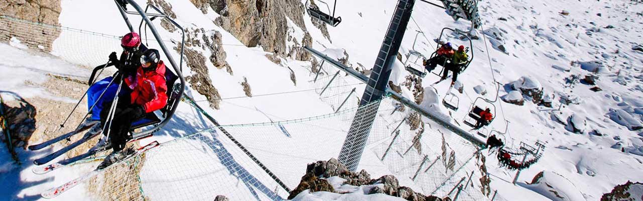 Sci e natura a Cortina